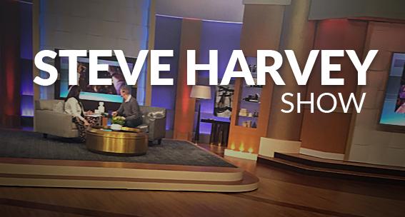 On the Steve HarveyShow