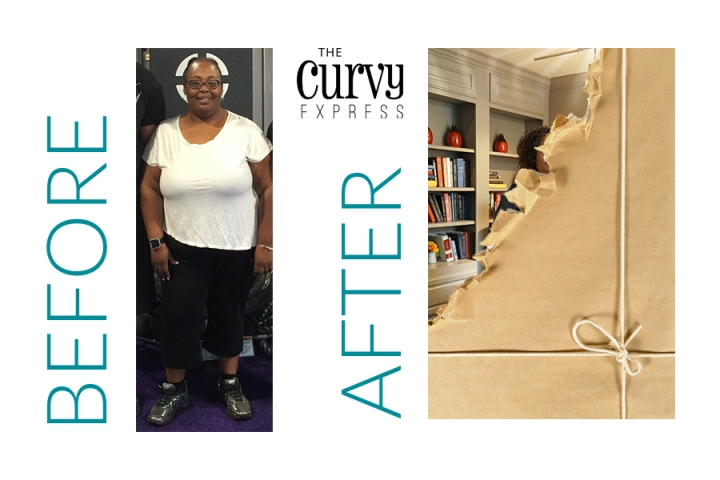 Curvy Style: Relaxed toLuxurious
